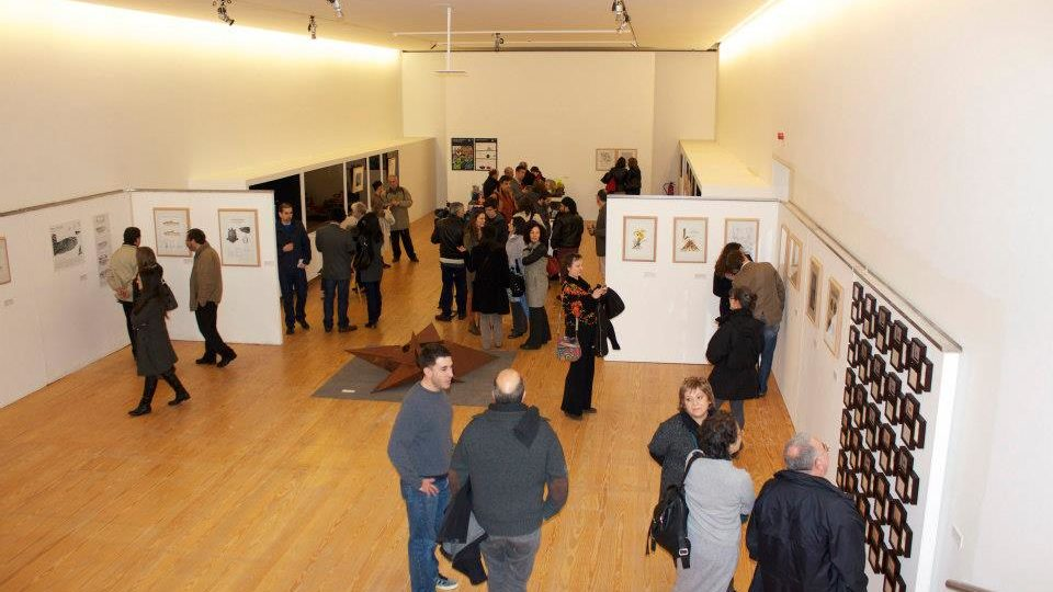 Science & Art Exhibition Opening