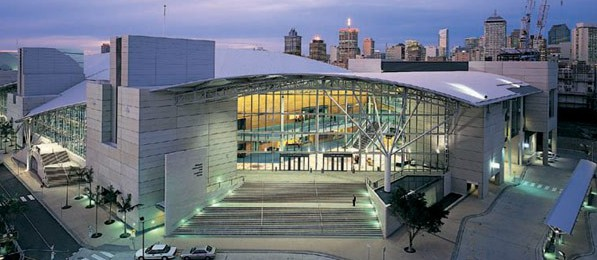 Brisbane Convention and Exhibition Center