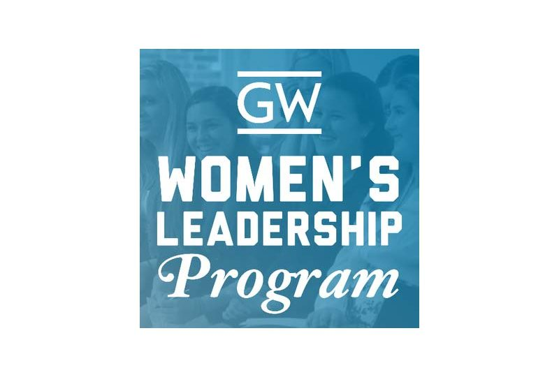 Women's Leadership Program at George Washington University Logo