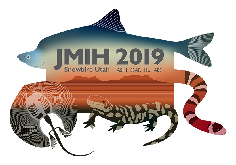 logo of the Joint Meeting of Ichthyologists and Herpetologists