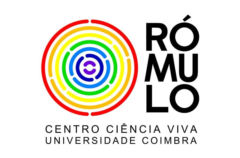 Rómulo Science Center at the University of Coimbra Logo