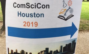 ComSciCon-Houston 2019 logo